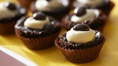 Gluten Free Chocolate Cappuccino Tarts & Others