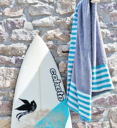 Sun of a Beach's main product, our collection of exceptional beach towels, handmade with care using 100% Egyptian cotton, and one of a kind prints. Ranging from double sided, to the more simple monochrome series, and from the extra-large to our baby hooded snuggle towels, choose the one that fits you best, and head to the beach! They all come in our signature burlap bag that can be used as a beach bag, making them a perfect summer gift for any recipient!