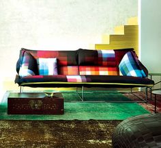 Pixeled Sofa - iCreatived