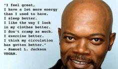 Samuel-Jackson - #vegan