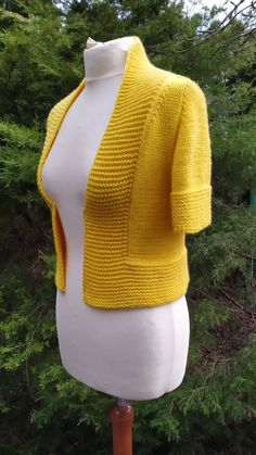 Three Sisters, My Works, Knit Crochet, Pullover, Knitting, Sweaters, Fashion, Moda, Tricot