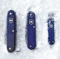 Alox Snow Angels. Limited Edition 2015 Blue Alox Pioneer, Cadet & Classic…
