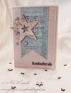 Yosemite Scrapbook Christmas Cards - a selection Homemade Christmas Cards, Christmas Cards To Make, Christmas Star, Winter Christmas, Christmas Crafts, Xmas, Craft Fair Ideas To Sell, Scrapbook Christmas Cards, Stampin Up Weihnachten