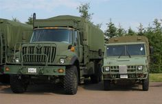 Canadian Military Truck
