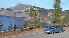 Crater Lake in Oregon. 6 hours from Sacramento. 4 hours, 40 minutes from Vancouver.