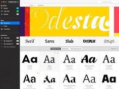 Fontstand – A completely new way of licensing desktop fonts