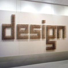 2804 Pencils to create signage, typography, signage design, office design, Spagnola and Associates Door Signage, Wayfinding Signage, Signage Design, Lettering Design, Environmental Graphics, Environmental Design, Typography Inspiration, Design Inspiration, Co Working