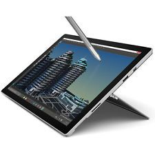 """Microsoft 12.3"""" Surface Pro 4 256GB i5 Multi-Touch Tablet (Silver) - CR3-00001"""