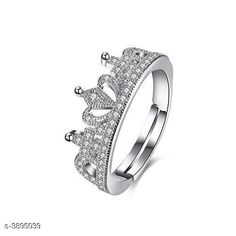 Rings Cubic Zirconia Finger Ring Material: Alloy Size: Free Size   Plating: Silver  Description: It Has 1 Piece Of Ladies Finger Ring Work: Stone Work Country of Origin: India Sizes Available: Free Size   Catalog Rating: ★4.4 (480)  Catalog Name: Alloy Oxidised Silver Cubic Zirconia Finger Rings Vol 4 CatalogID_547932 C77-SC1096 Code: 892-3895039-507