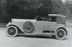 Carrosserie D'Ieteren sur châssis Minerva six cylindres 30 CV (1923)