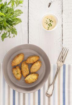 Receta 515: Fritos de bacalao » 1080 Fotos de cocina