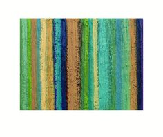 Contemporary Modern Art Textured Acrylic by avaavadonstudio, $65.00