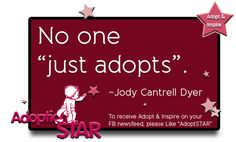 """To get more inspiration, download our FREE eBook """"Adoption Stories, Poems & Advice""""."""