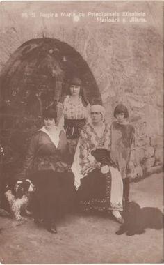 Marie with her three daughters Grand Duke, Three Daughters, Royal Weddings, European History, Ferdinand, My Princess, Descendants, More Photos, Edinburgh