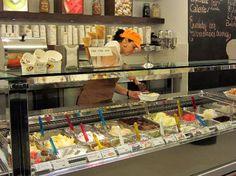 Heladeria Freskura - the best ice-cream in Sevilla