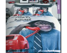 Chimp Duvet Set | So Sell It | Free Online Classifieds