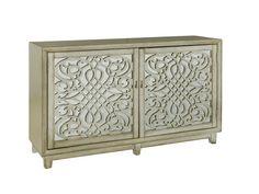 Pulaski Furniture Living Room Credenza 766037 - Slone Brothers - Longwood and Orlando, FL
