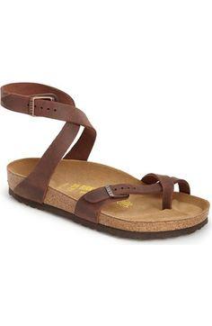 e8ed2ca9848642 Birkenstock  Yara  Sandal (Women) available at  Nordstrom Birkenstock Yara  Sandals