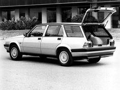 Alfa Romeo 75 Quadrifoglio Verde 2.5i 6V iniezione (162B) '1985–88