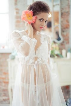 Будуарное платье Tesettür İç Çamaşır Modelleri 2020 - Tesettür Modelleri ve Modası 2019 ve 2020 Bridal Boudoir, Bridal Robes, Bridal Lingerie, Vintage Lingerie, Bridal Dresses, Flower Girl Dresses, Wedding Night Lingerie, Honeymoon Lingerie, Night Gown Dress
