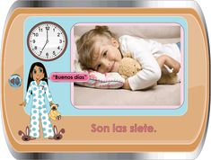 Tell time in Spanish (other languages too) Many games and other resources