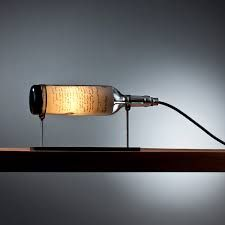 recycled table lamps - Buscar con Google