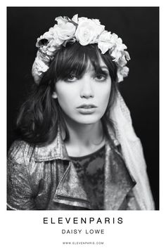 7b5b9b1afeb4 Daisy Lowe  amp  Iggy Pop Star in Eleven Paris  Fall 2012 Campaign  Photographed by
