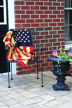 """""""accessorize your life!""""...#4th of July decorations  #July 4th decorating"""