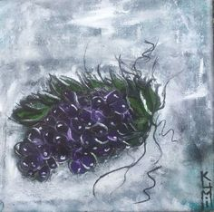 Buy Grapes Canvas Painting Acrylic Art Fruit Painting Original Art Gift Ideas Fine Art Still Life Fine Art 20x20cm, Acrylic painting by Kumi Rajagopal on Artfinder. Discover thousands of other original paintings, prints, sculptures and photography from independent artists.