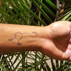 2 week tattoo company. Looks real. Pretty cool. | Dopamine