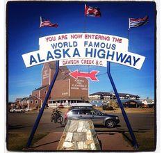 Alaska road trip