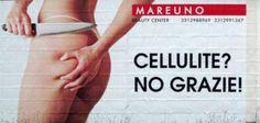 Grognards: Coltello sulla cellulite: pubblicità di una palest...