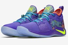 Official Images: Nike PG 2 Mamba Mentality - Dr Wong - Emporium of Tings. Zapatillas Nike Basketball, Basketball Sneakers, Adidas Sneakers, Shoes Sneakers, Shoe Gallery, My Guy, Nike Huarache, Types Of Shoes, Shoe Game