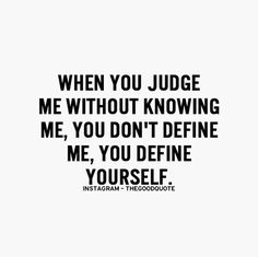 Image result for word for people that judge you no matter what