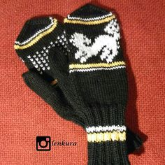 Kärpät Mittens, Gloves, Photo And Video, Knitting, Crochet, Handmade, Instagram, Fashion, Fingerless Mitts