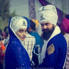 A Sikh Couple