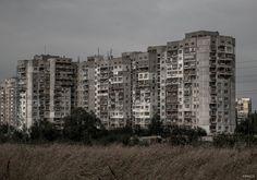 socialistmodernism:  Housing complex, Sofia, Bulgaria
