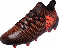 low priced 5d3b5 569c0 Pyro Storm pack adidas X 17.1 At www.soccerpro.com Football Shoes, Soccer