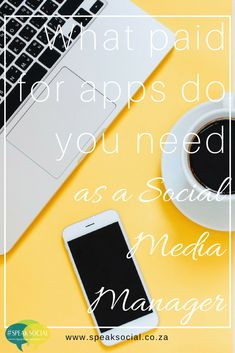 What apps do you need as a Social Media Manager? Find out the ones I recommend. Business Planning, Business Tips, Social Media Tips, Social Media Marketing, Productivity Hacks, Do You Need, Career Change, Career Development, Blog Design