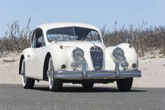 <b>1957 Jaguar XK140MC Fixed Head Coupe  </b><br />Chassis no. S815888 <br />Engine no. G9388-9S