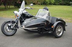 Watsonian GP700 Jubilee Sidecar