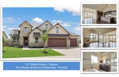 112 Noble Woods, 78006, Boerne, $449,981, 4/3/3, 2693 sq ft, MLS#1198360, 1 story, Boerne ISD, REALTOR incentives, Yvonne Moreno-Kidd (210) 643-7288,   #Re/MaxCorridor #BoerneHomes #NewConstruction #78006Homes, #NewConstructionBoerne
