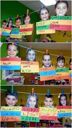 """El 25 de Noviembre se celebra el """"Día mundial contra la violencia de género"""" y al igual que en años anteriores, en nuestro colegio hemos ... Kindergarten Name Games, Name Activities Preschool, Preschool Activities, Catechist, Early Math, Spanish Language Learning, Spanish Classroom, Conte, Kids Education"""