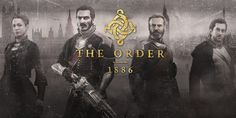 Official The Order: 1886 Merchandise Now Up for Grabs