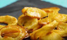 Préparez de cette façon, vos rondelles d'oignons seront encore meilleures qu'au resto! Chips, Snack Recipes, Snacks, Onion Rings, Facon, Macaroni And Cheese, Side Dishes, Food And Drink, Ethnic Recipes