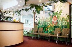Forever Moore Design: Orthodontist Office