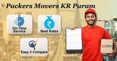 Top packers and movers in KR Puram, Bangalore, to make your shifting locations a loteasier at a low cost, ensuring you a safe and secure shifting. So, go through the profiles, ratings and reviews from Call2move online directory and select one as your service provider which suits you. Ask for charges, and get the best quote from professional packers and movers in KR Puram.