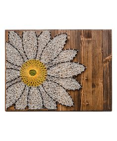 Another great find on #zulily! Daisy String Art Kit #zulilyfinds