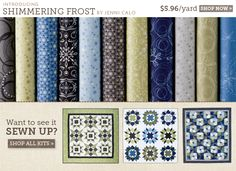 ConnectingThreads.com - Exclusive Quilting Fabric, Quilting Thread, Quilting Kits, Patterns & Quilt Supplies