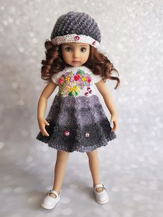 Outfit for Little Darling 13''